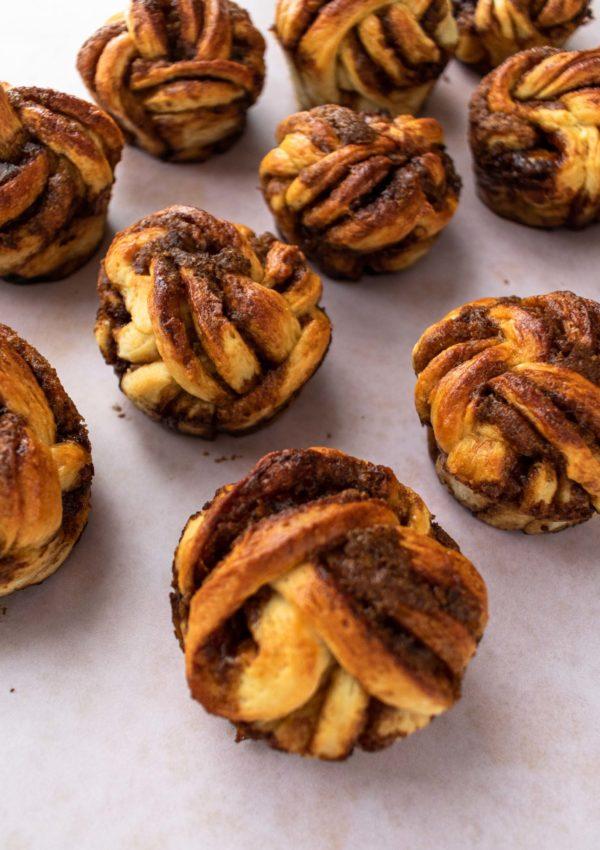 Sticky Cinnamon Morning Buns