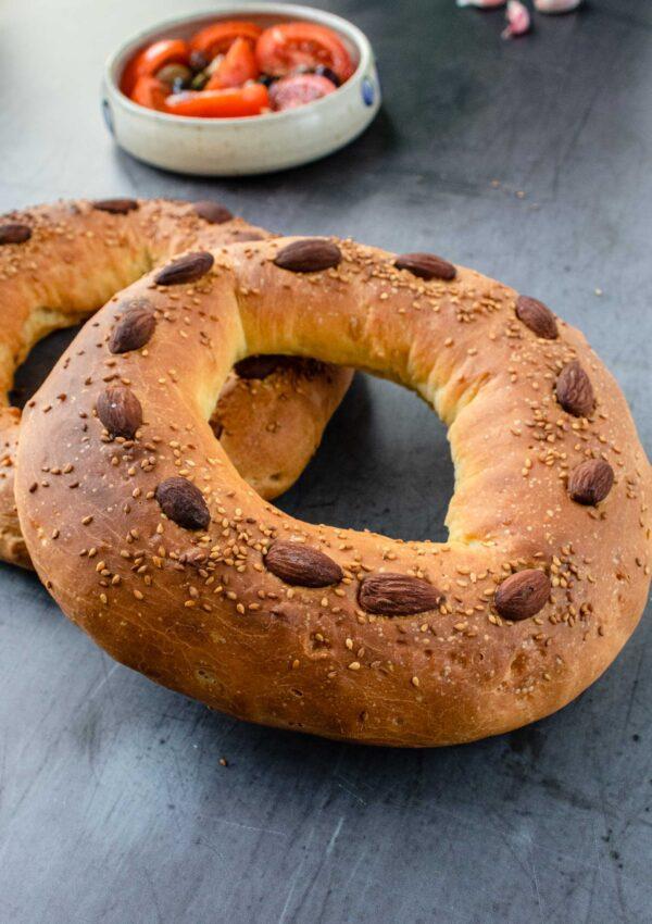 Qagħqa tal-Appostli – Maltese Apostle's ring bread