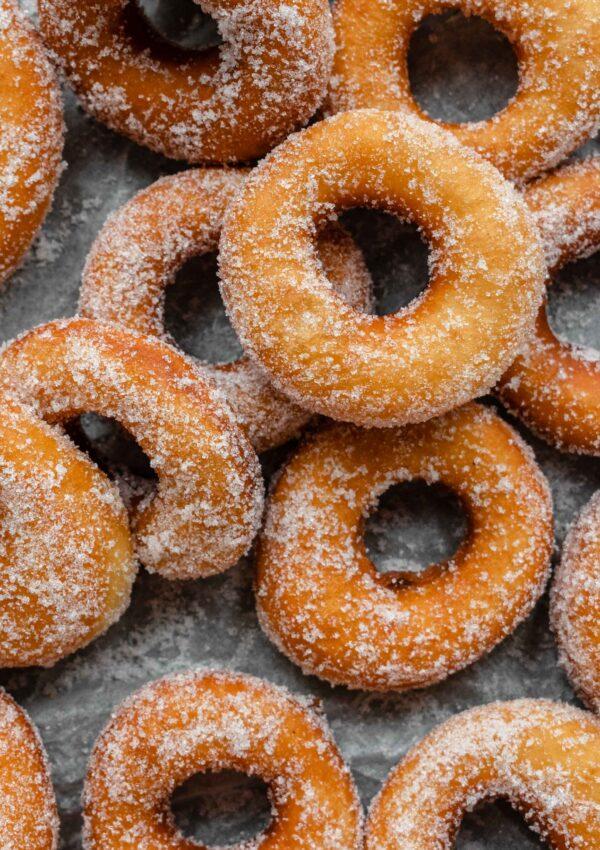 Mini Doughnuts tal-Festa